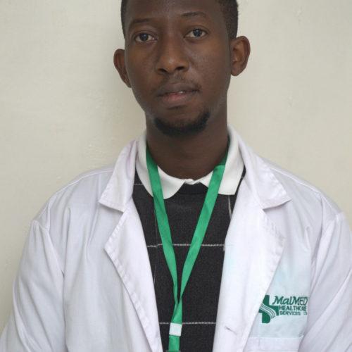 Dr George Liomba Jnr